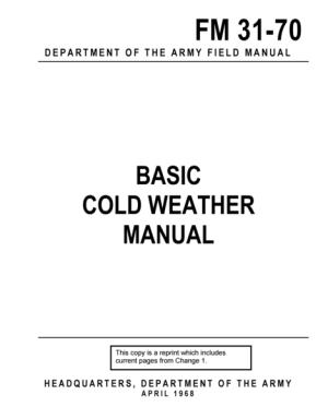 army survival manual free download