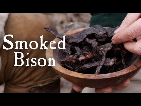 Meat Preservation by Smoking - The American Frontier