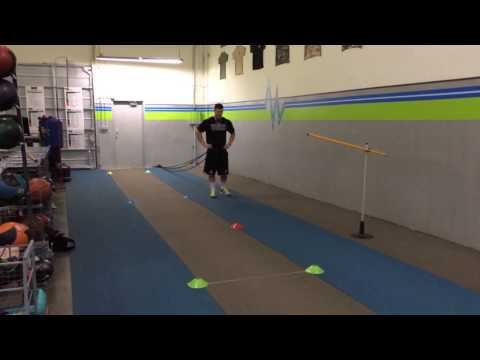 Military Cable Sprints