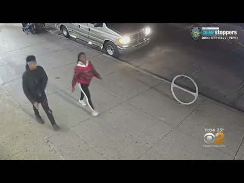 Violent Brooklyn Robbery Caught On Camera