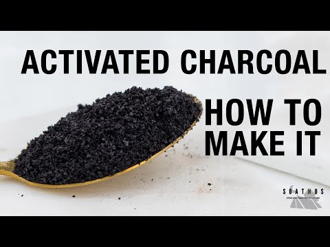 Activated Charcoal - How To Make It