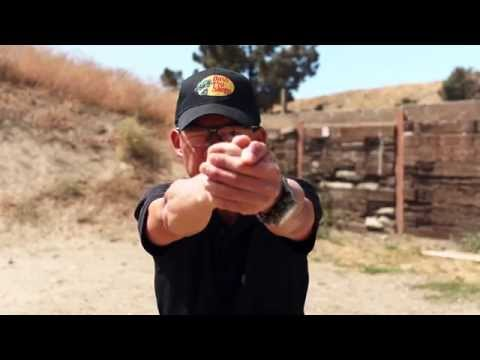 How to Determine Your Dominant Eye: Aiming a Pistol | Handgun 101 with Top Shot Chris Cheng