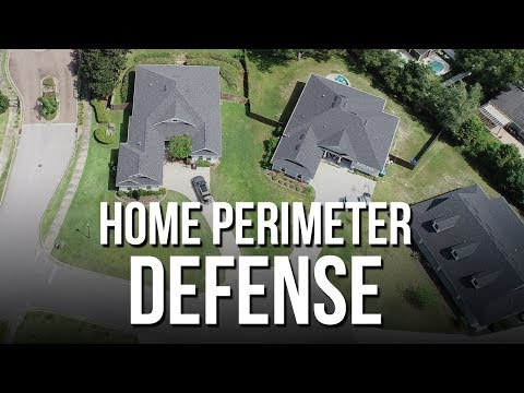 Prepper's Home Perimeter Defense Analysis