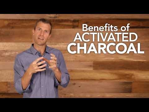 Benefits of Activated Charcoal   Dr. Josh Axe