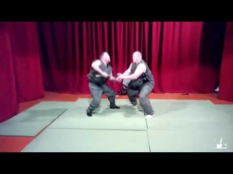 Russian SPETSNAZ Martial Art Sambo, a real fight, a knife fight, self defense