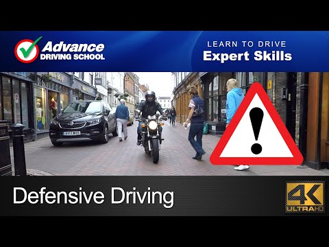 Defensive Driving   Learn to drive: Expert skills