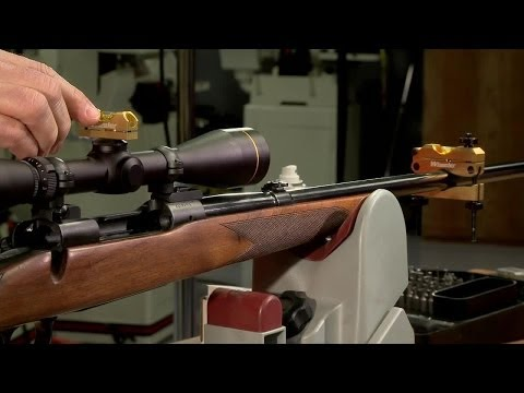 How to Properly Mount a Scope Presented by Larry Potterfield   MidwayUSA Gunsmithing