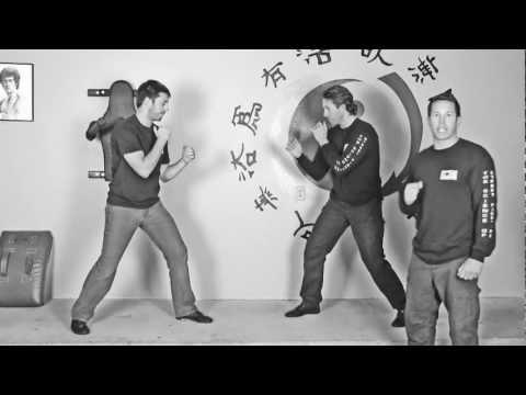 Low-line Thrusting Kicks