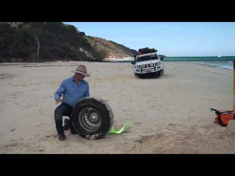 Ground/Sand Anchor with Pat Callinan