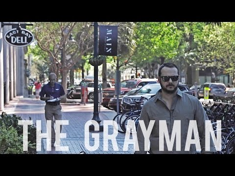 How to Become a Gray Man - Black Scout Survival