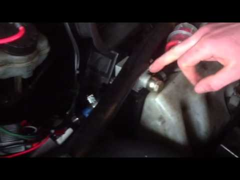 How to convert a diesel engine to run using veggie oil