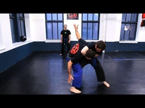 How to Defend against Side Headlock   Krav Maga Defense