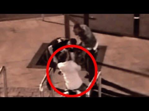 Man Stabbed DEAD in Public - Daniel Pollen   CAUGHT ON CAMERA #7