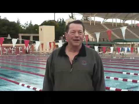 2009 Senior Games Swimmer Barry Fasbender