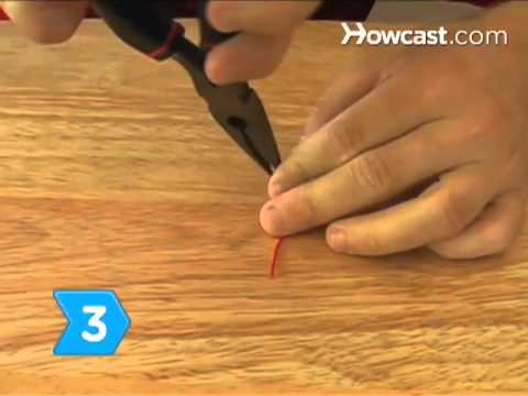 How to Turn a Paper Clip into a Safety Pin
