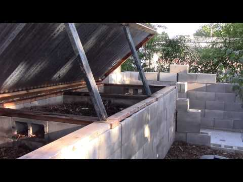 Humanure and Urine Composting 2014