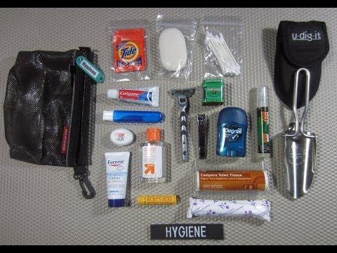 Hygiene Module (Building a Bug Out Bag) by TheUrbanPrepper