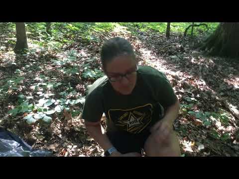 Make a Below-Ground (Solar) Still