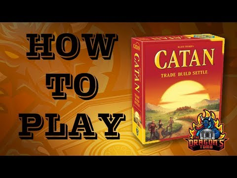 How To Play - The Settlers of Catan