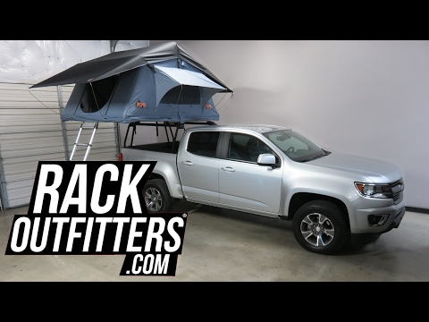 Tepui Baja Series Roof Top Tent Overview by Rack Outfitters