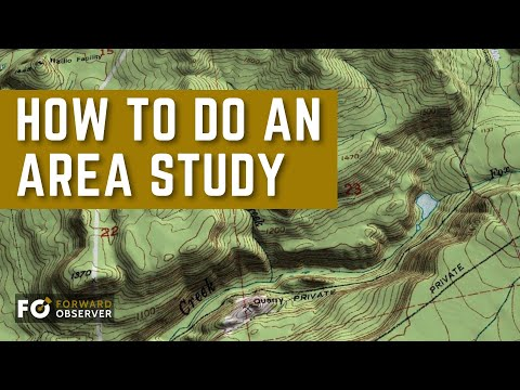Why You Need an Area Study... AND HOW TO DO ONE