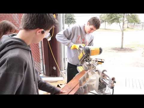 Geometry in Construction utilizing hands-on learning