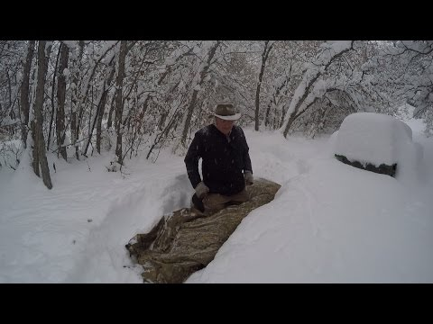 The Snow Insulated Bed - Nice and Warm