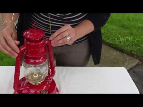 How to Use an Oil Lantern