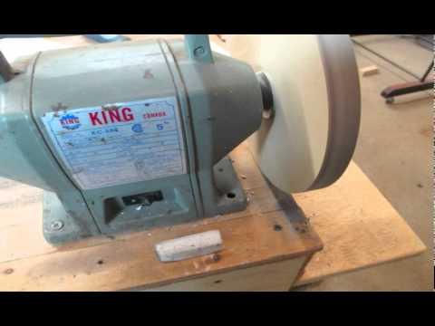 MDF Sharpening Wheel