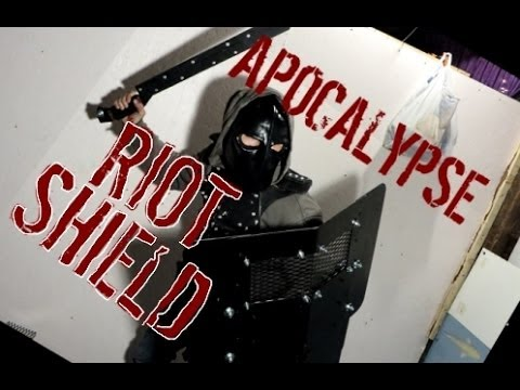 How to Make: Riot Shield