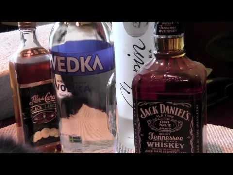 Liquor for Preppers