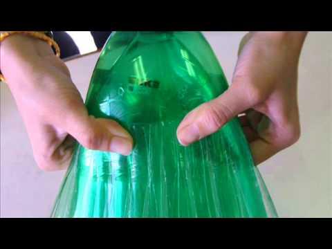 Reuse of Soda Bottles