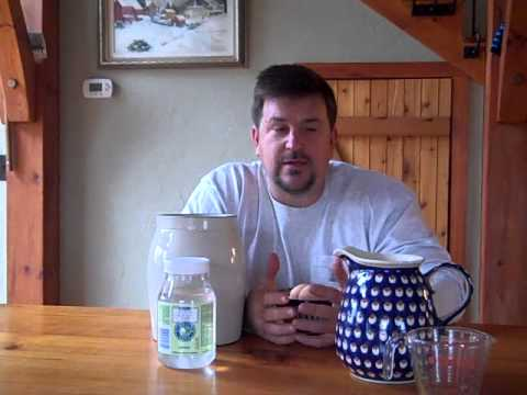Preserving Protein for Winter: Waterglass