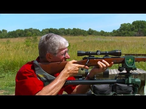 How to Sight in a Rifle Scope Presented by Larry Potterfield   MidwayUSA Gunsmithing