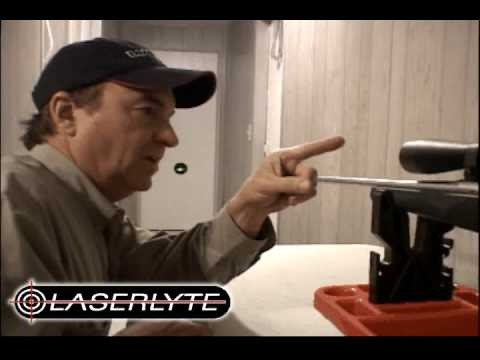 Rifle Accuracy Tips - Using A Laser Bore Sighter
