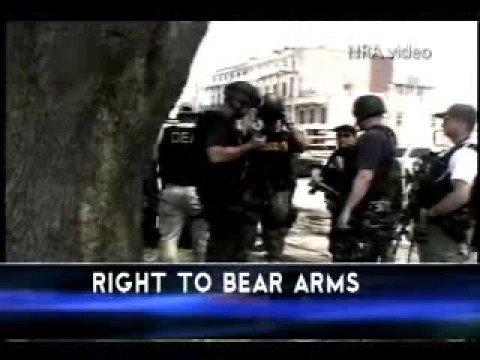 Gun Grabbers of Katrina
