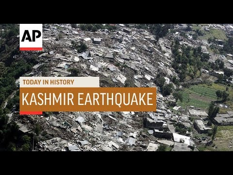 Kashmir Earthquake - 2005   Today In History   8 Oct 18