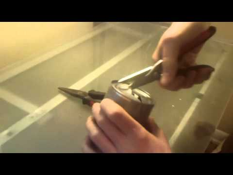 How to make a Can Shiv