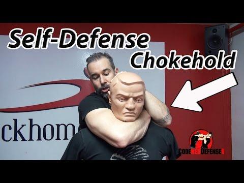 Self Defense Chokehold