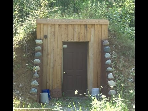 Sandhill Orchards - Root Cellar Video