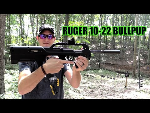 RUGER 10-22 - ZK22