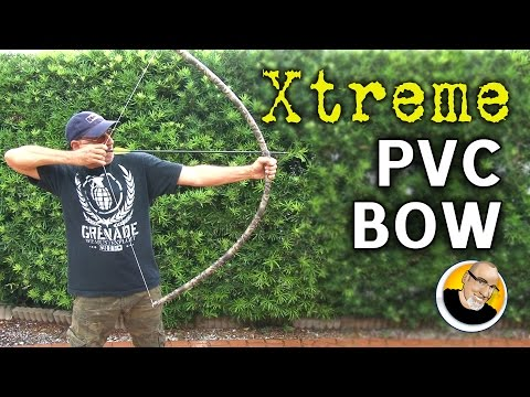 Xtreme PVC Bow!