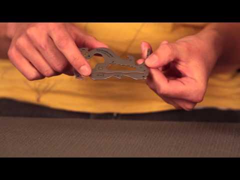ZOOTILITY TOOLS PocketMonkey Multitool
