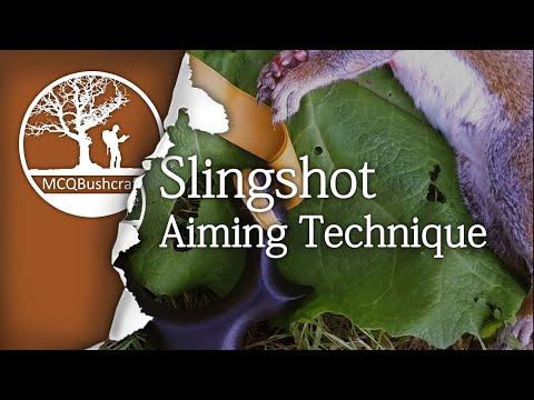 Bushcraft Slingshot Techniques
