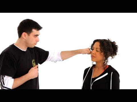 How to Do an Eye Jab   Self-Defense