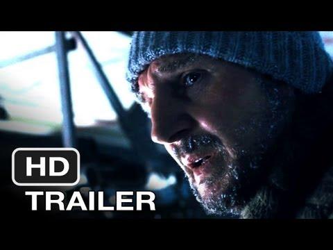 The Grey (2012) Movie Teaser Trailer HD - Liam Neeson