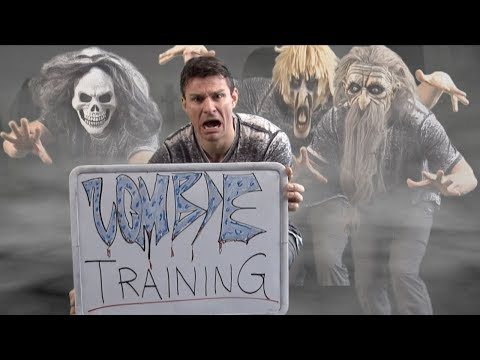 The Ultimate Bodyweight ZOMBIE SURVIVAL Workout (30 Minutes)