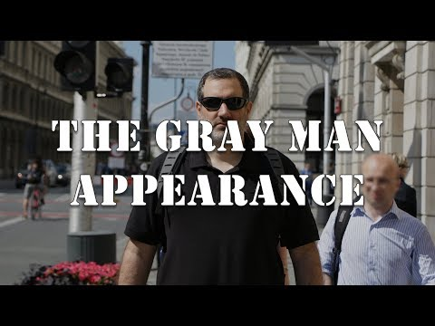 The Gray Man Appearance
