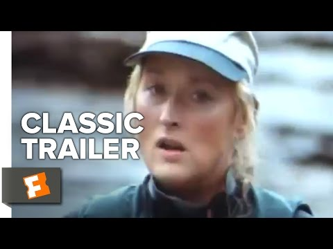 The River Wild Official Trailer #1 - David Strathairn Movie (1994) HD