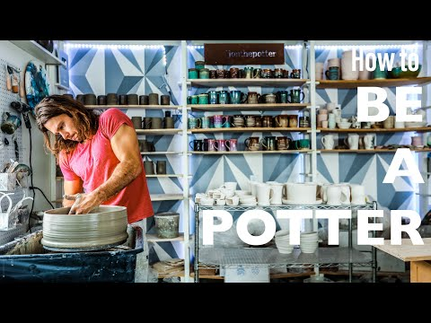 10 Steps to becoming a POTTER!